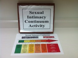 Sexual Intimacy Continuum Activity Kit