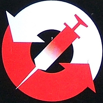 needle exchange symbol